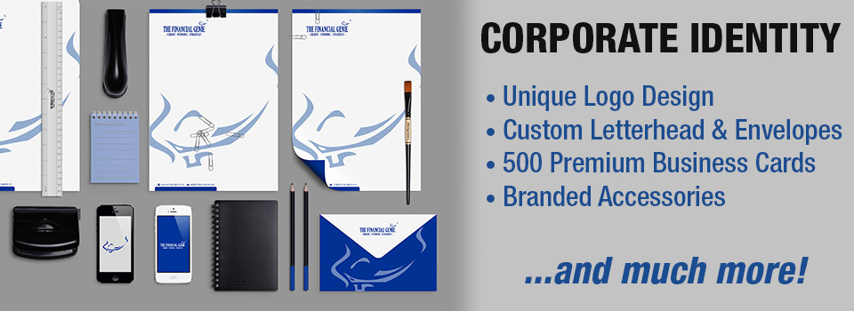 Corporate Identity Development 24 Hr Printing 24 Hour