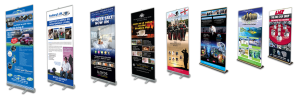 pull up banner 300x95 - Flags and Banners