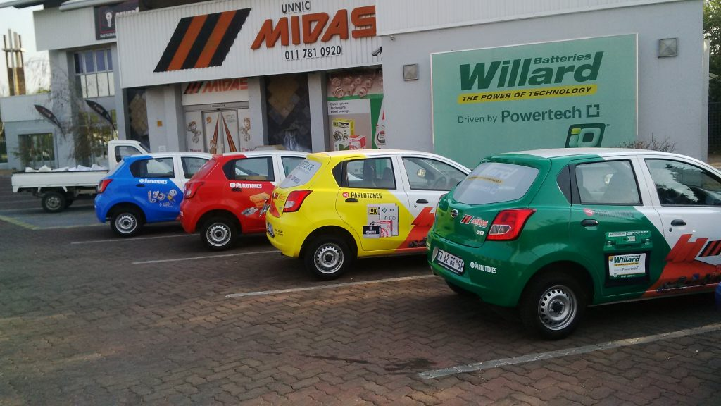 Vehicle Branding Solutions Same Day Printing Sameday