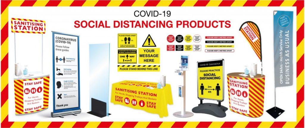 boldmedia signage 225 1024x430 - COVID-19 Signage