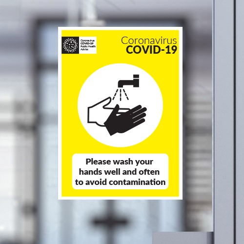 boldmedia signage 226 - COVID-19 Signage