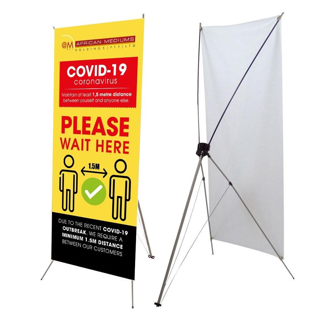 boldmedia signage 242 - X-Banners